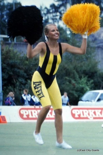 Cheerleader ECG