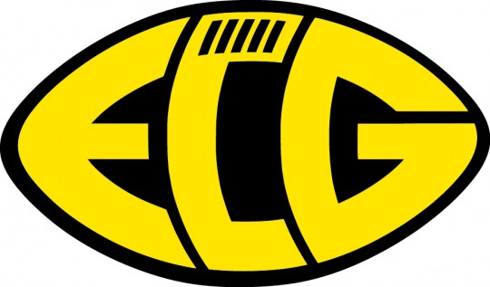East CIty Giantsin uusi kypärätarra.